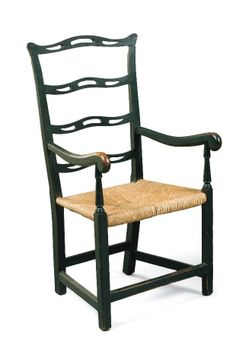 ladder back chair resin stacking chairs 32 best early ladderback images antique furniture ribbon chippendale type armchair google com
