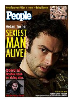 Aidan Turner is the sexist man alive. After the Hobbit is released and the world is introduced to AT, there will be no other men in contention. Aidan Turner Kili, Aidan Turner Poldark, Aiden Turner, Ross Poldark, Kili Hobbit, The Hobbit, Adrian Turner, Game Of Thrones Prequel, Being Human Uk