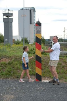 Pfersdorf Duitsland (langs de grens) 2011