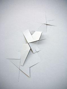 Vjeko Sager, Antimatter, paper cutouts x Paper Architecture, Concept Architecture, Architecture Drawings, Architecture Design, Building Architecture, Landscape Model, Arch Model, 3d Studio, Paper Models
