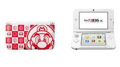 Nintendo iQue 3DS XL Mario