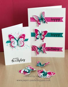 Today I am excited to share with you some more of my makes using the fabulous Screen Sensation system! Crafty Projects, Screens, Screen Printing, Panda, Butterflies, Card Ideas, Place Card Holders, Lettering, Gallery