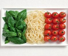 National Flags Made From Each Country's Traditional Foods | Marvelous