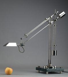 Zoran Bijelic desk lamp, 1980s