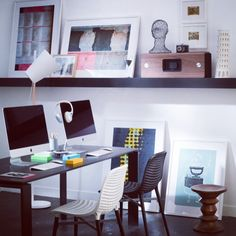 """Workforce...the #visual #artists #studio #style #shoot in may-june #2015 issue of #ADINDIA #architecturaldigest #kartell #table #chairs #bose #headphones #harmankardon #speakers #hermanmiller #stool #artintaglio #prints #photographs #saritahanda #floorlamp #rubberband #stationery #filter #prints"" Photo taken by @sonavalaitee on Instagram, pinned via the InstaPin iOS App! http://www.instapinapp.com (05/28/2015)"