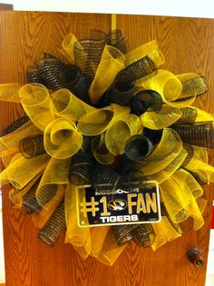 Mizzou Wreath.... I need options