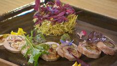 Torres en la cocina - Receta de terrina de pollo con tomate y albahaca
