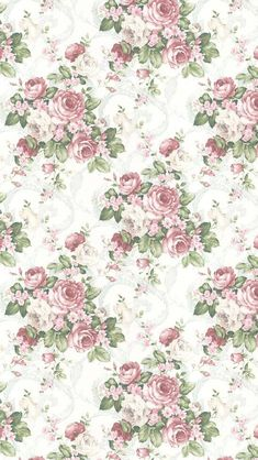 65 Ideas For Wallpaper Iphone Cute Vintage Pattern Wallpaper W, Trendy Wallpaper, Wallpaper Iphone Cute, Cellphone Wallpaper, Pattern Wallpaper, Vintage Flower Backgrounds, Vintage Flowers Wallpaper, Vintage Floral Wallpapers, Flower Background Wallpaper
