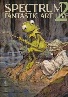 Spectrum Fantastic Art Live, Volume Two commemorates the second annual Spectrum event by celebrating the work of the exhibition's six special guests. Jon Foster, Peter de Sève, Tara McPherson, Charles Vess, Michael Whelan, and Terryl Whitlatch have hand-picked a diverse assortment of images for inclusion in this volume-a collection of six individual galleries with artist statements scattered throughout.