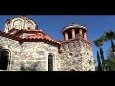 Οδοιπορικό στο Μοναστήρι του Αγίου Αντωνίου στην Αριζόνα Αμερικής - YouTube