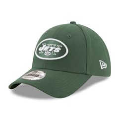 New York Jets New Era The League 9FORTY Adjustable Cap: New York Jets New Era The League 9FORTY Adjustable Cap Show pride for your team in…