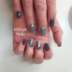 Shellac with art