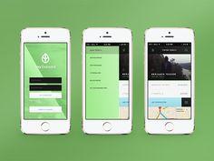Miy'(balade) - App Design