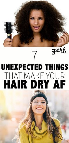 Greasy roots are one hair issue that I'm constantly battling, but I hate dealing with dry hair just as much. Sometimes it seems like my hair goes from silky smooth to a dry, frizzy haystack in a matter of days. I look in the mirror and ask myself what the deal is and wonder how I can get the situation under control again ASAP.