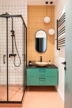 Art Deco Bathroom, Bathroom Design Small, Bathroom Interior Design, Interior Decorating, Toilet Design, Deco Design, Bathroom Styling, Bathroom Inspiration, Interior Architecture