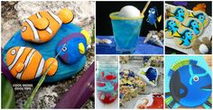 Happy Finding Dory Weekend!!! Mom Does Reviews is celebrating the box office opening of Finding Dory today by gathering all our bloggy friends' best Finding Dory crafts and recipes to share with you! When you get home from the theater this afternoon,...