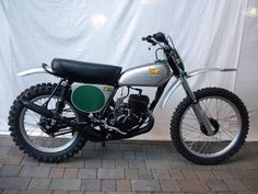 1973 Honda cr125 Elsinore