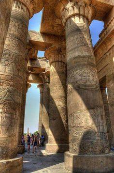Com ombo temple Egypt
