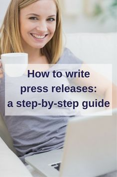 Struggling to get your media release done for your publicity campaign? Here's how to write a press release - a step by step guide Sales Strategy, Content Marketing Strategy, Writing A Press Release, Good Press, Marketing Communications, Blog Topics, Group Work, Blogging For Beginners, Public Relations