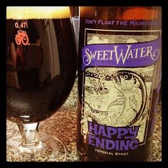 """Sweetwater Happy Ending """"Catch and Release"""" Seasonal - @sweetwaterbrew"""