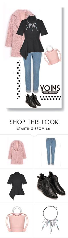 """""""Untitled #697"""" by bonnie-wright-1 ❤ liked on Polyvore featuring women's clothing, women's fashion, women, female, woman, misses and juniors"""