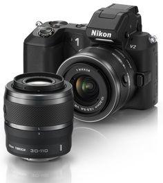 Nikon announces 1 V2 - Still Fast, Handles Better  http://www.hardwarezone.com.sg/review-nikon-1-v2-still-fast-handles-better?utm_source=pinterest_medium=SEO_campaign=SGI