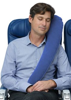 Amazon.com: Travelrest - Ultimate Travel Pillow / Neck Pillow - Ergonomic, Patented & Adjustable for Airplanes, Cars, Buses, Trains, Office Napping, Camping, Wheelchairs (Rolls Up Small): Home & Kitchen