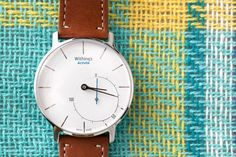 This beautiful watch will track your sleep, steps, and activity: http://theverge.com/e/7202386