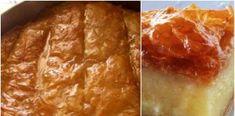 Επαγγελματική συνταγή… Γαλακτομπούρεκο! Greek Sweets, Greek Desserts, Greek Recipes, Candy Recipes, Dessert Recipes, Kai, Sweets Cake, Confectionery, Afternoon Tea