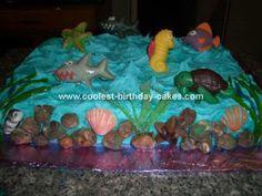 ocean cakes birthday | Ocean Cake 28