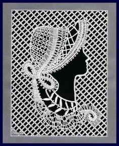 Crochet Diagram, Crochet Patterns, Arte Linear, Bobbin Lacemaking, Parchment Cards, Burlap Crafts, Cut Work, Needle Lace, Irish Lace