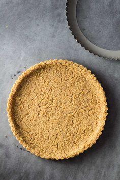 2-Ingredient Quinoa Crust