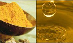 olio curcuma Greens Recipe, Healing Herbs, Reflexology, Natural Medicine, Diy Beauty, Natural Remedies, The Cure, Vegan Recipes, Healthy Eating