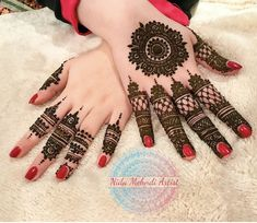Arabic Henna, Henna Mehndi, Mhndi Design, Mehendi Arts, Beautiful Mehndi, Mehndi Images, Bridal Henna, Henna Patterns, Henna Designs