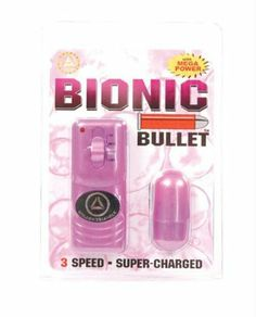 Golden Triangle Bionic Bullet, Fat by Golden Triangle. $13.28. Multi-Speed Control. Easy to use. Uses 2 AA batteries. This powerful bullet has a unique shape that will wonder and delight.