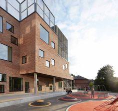 © HUFTON + CROW - Frederiksbjerg School / Henning Larsen Architects