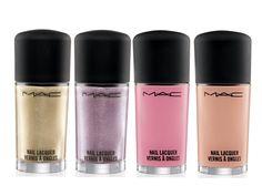 MAC nail polishes summer 2012 Nail Art Ideas and Nail Color Trends | Nail mac nail polish
