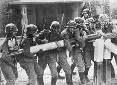 September 1, 1939 - Germany invades Poland and World War II begins.