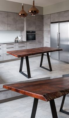 A small dining table (length 180, width 90 cm) is made of solid wood Ash with a live edge. The tree is covered with natural oil-wax. The elegant legs of the table are made of metal and painted with powder paint in black. Around the table can seat up to 6 people comfortably #tableliveedgewood #diningtablewood #tablewoodmetal #tableloft