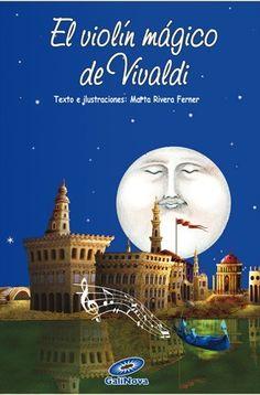 I-B VIV riv /Na cidade de Venecia, hai moitos anos, ocorreu un feito máxico.  Un día, unha bela melodía invadiu as rúas da cidade. Ninguén sabía de onde proviña, nin tampouco o soubo, nun principio, Antonio Vivaldi, o magnífico músico violinista, ata que un día, sorriu feliz porque puido resolver o misterio.