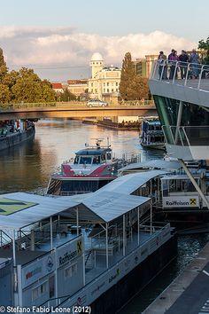 Wien - Danube River