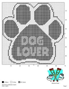 Plastic Canvas Ornaments, Plastic Canvas Christmas, Plastic Canvas Crafts, Plastic Canvas Patterns, Dog Ornaments, Peler Beads, Canvas Designs, Dog Pattern, Animal Crafts