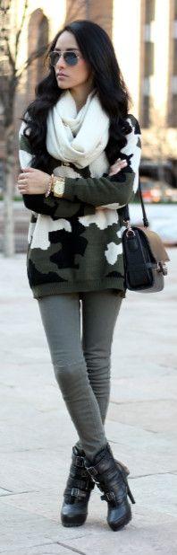 Camouflage Crush.