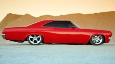 Musle car