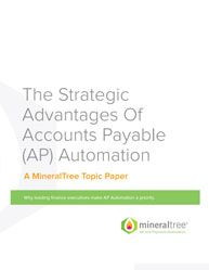 This whitepaper covers the strategic advantages of Accounts Payable (AP) Automation and why leading finance executives are making AP Automation a priority. Accounts Payable, Latest Technology, Big Data, White Paper, Accounting, Finance, Economics