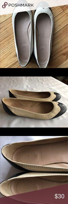 J crew shoes Excellent condition J. Crew Shoes Flats & Loafers
