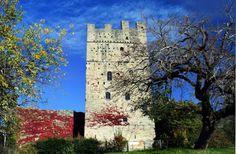 Stia (Arezzo, Italia) - castello di Porciano