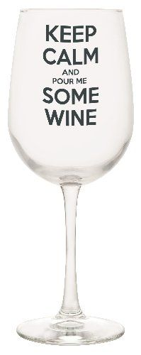 sayings on wine glasses | Wine Glass Phrases Sayings | Keep Calm | JKC Studio