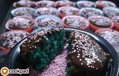 #Νηστίσμα και #vegan #cupcakes. #συνταγές #νηστεία #γλυκό #recipes