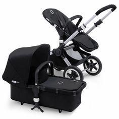 Bugaboo Buffalo Complete Stroller - Black/Black $1100